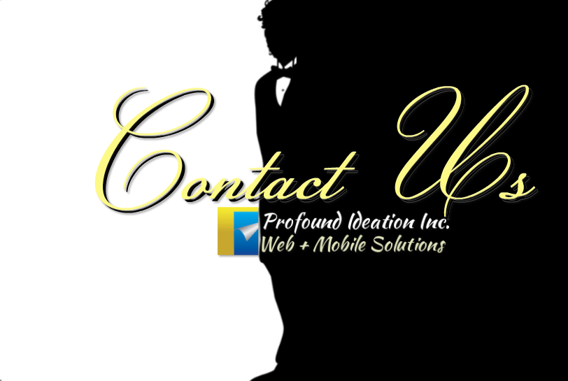 Contact Us - Profound Ideation inc.