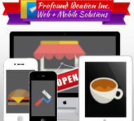 Profound Ideation Made Mobile Websites