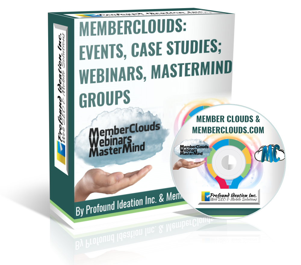 MemberClouds | Profound Ideation Inc.